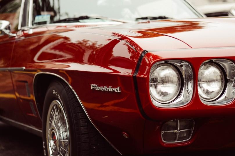 voiture firebird